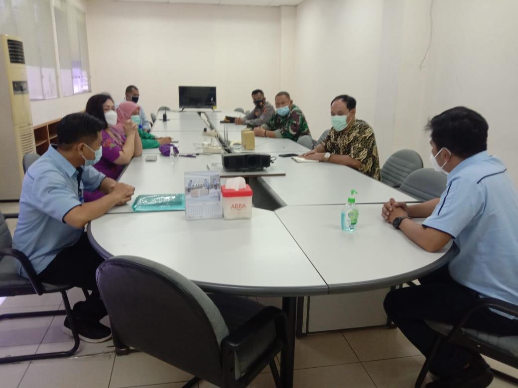 Monitoring Protokol kesehatan Di Perusahaan PT. Arisa mandiri